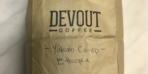 devout coffee roasters