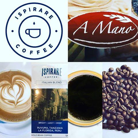 Amano Pasta Coffee