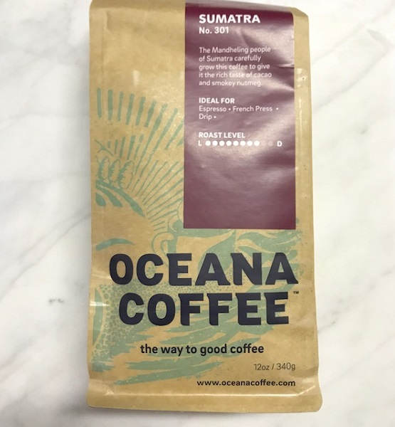 sumatra oceana coffee florida