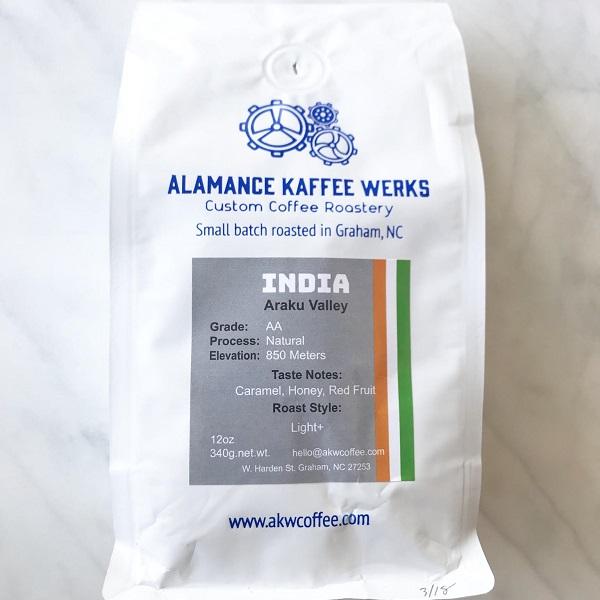 Alamance-Kaffee-Werks