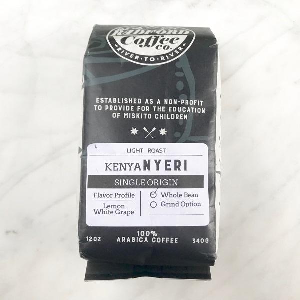 Radford Coffee Kenya