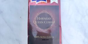 Hawaiian Queen Kona Coffee